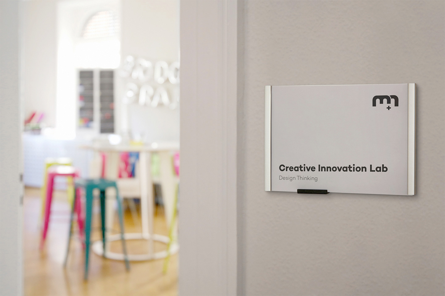 "Blick ins Kreativlabor ""Creative Innovation Lab"""